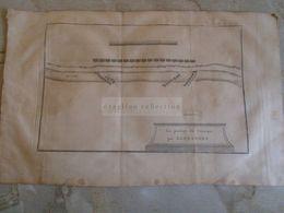 D172580 Old Military Map Carte Militaire - Roman Empire - La Passage Du Granique Par ALEXANDRE- K.Theophil Guichard 1773 - Maps