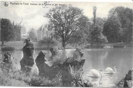 Marbaix-la-Tour NA3: Château De La Pasture Et Les étangs 1912 - Ham-sur-Heure-Nalinnes