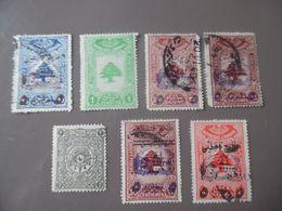 LIBAN Lot De Timbre Fiscaux - Unclassified