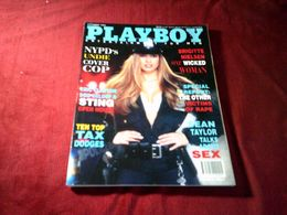 PLAYBOY OCTOBRE 1994  VOL 1 N° 10 - Pour Hommes