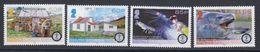 South Georga & South Sandwich Islands 2008 International Polar Year 4v ** Mnh (48478) - Géorgie Du Sud