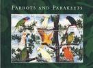 MDB-BK5-062 MINT PF/MNH ¤ GRENADA & GRENADINES 2000 9w In Serie ¤ BIRDS OF THE WORLD - OISEAUX - AVES - VOGELS - VÖGEL - Pappagalli & Tropicali
