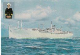 MS SEVEN SEAS / CANADA LINE - Handel