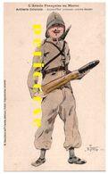 Tugot L'armée Française Au Maroc - Illustrateurs & Photographes