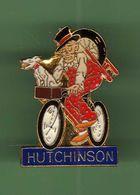 HUTCHINSON *** CYCLISTE *** 1005 (29) - Marcas Registradas