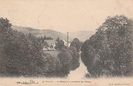 88 - LE THILLOT - La Moselle à La Sortie De L' Usine - Le Thillot