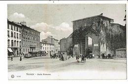 CPA- Carte Postale-Italie-Firenze Porta Romana -1906VM18700 - Firenze (Florence)