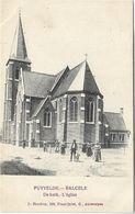 Puyvelde - Belcele  *  De Kerk - L'Eglise - Sint-Niklaas
