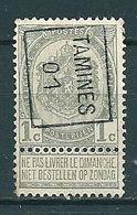 368 Voorafstempeling Op Nr 53 - TAMINES 01 - Positie B - Precancels