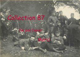 78 ☺♥♥ St NOM La BRETECHE - VAL MARTIN < SOUS OFFICIERS Aux MANOEUVRES Du Du 5e REGIMENT Du GENIE < DETAILS DESCRIPTION - St. Nom La Breteche