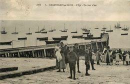 Grandcamp Les Bains * L'épi * Un Soir D'été * La Jetée - Autres Communes