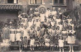 69 - TARARE - CARNAVAL Enfants Déguisés- Carte Photo E.Etienne - Tarare