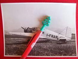 FOTOGRAFIA  AEREO  CAPRONI CAB-PS 1 Matricola I-FRAN - Aviazione