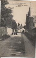 77 CHARTRETTES  Entrée De Chartrettes Route De Melun - Autres Communes