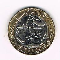 )  ITALIE  1000 LIRE   1997 - 1 000 Lire