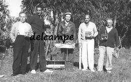 BUENOS AIRES - Photo Participants Concours Oiseaux Chanteurs Serins??? Foto Nino Hernadarias Frente Playa Quequen 1964 - Argentine