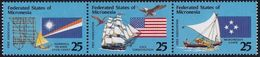 Micronesia 1990, Free Association, MNH Stripe - Micronesia
