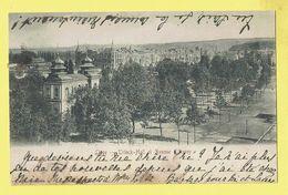 * Liège - Luik (La Wallonie) * Trinck Hall Et Avenue D'Avroy, Panorama, Vue Générale, Old, CPA, Unique - Liege