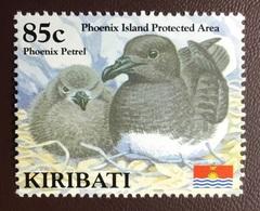 Kiribati 2008 Phoenix Island Only Birds From Set MNH - Vogels