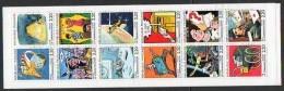 Timbres - La Communication Et La BD - Faciale 26.40 Fr - Valeur 4.02 € - Bloc N° 2515 - Booklets