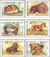 Kazakhstan 1993. Fauna. Animals.  Mammals. - Kazakhstan