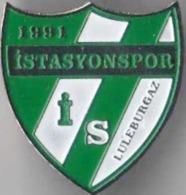 Football Soccer. Pin Turkey. Istasyon Spor - Football