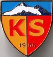 Football Soccer. Pin Turkey. Kayserispor - Football