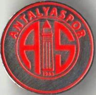 Football Soccer. Pin Turkey. Antalyaspor - Football