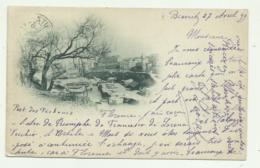 BIARRITZ  1899  VIAGGIATA   FP - Aquitaine