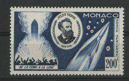 MONACO POSTE AERIENNE N° 60 Cote 37 € Neuf ** (MNH). TB - Airmail
