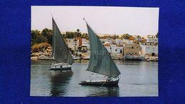 Felucca At Nile Egypt - Egypt