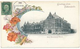 INDIANAPOLIS, IN - Das Deutsche Haus - Indianapolis