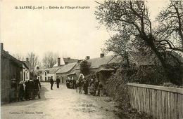 Saffré * Entrée Du Village D'augrain - France