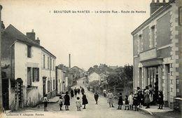 Beautour * Vertou * La Grande Rue * Route De Nantes * Magasin Commerce DOCKS DE L'OUEST - France