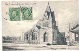 HAMMOND, IN -  First Presbyterian Church - Hammond