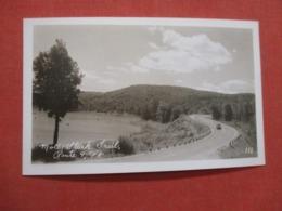 RPPC  Molly Stark Trail Route 9  - Vermont     Ref 4204 - Etats-Unis