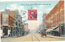 HAMMOND, IN -  Hohman Street - Hammond