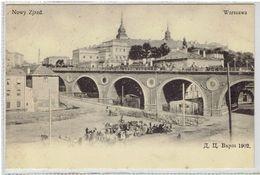 WARSZAWA - Warchau - Nowy Zjazd - Polonia