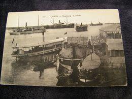 C.P.A.- Asie - Viêt Nam - Tonkin - Haïphong - La Rade - 1928 - SUP - (DI 83) - Vietnam