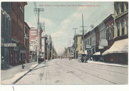 RICHMOND , IN - Main Street - Etats-Unis
