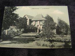 C.P.A.- Afrique - Madagascar - Moramanga - La Résidence - 1910 - SUP - (DI 84) - Madagascar