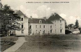 Mouzeil * Château De Cop Choux Côté Terrasse - France