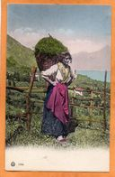 Switzerland 1908 Postcard - Suisse