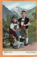 Switzerland 1905 Postcard - Suisse