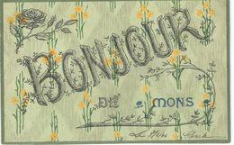 BONJOUR De MONS - Mons