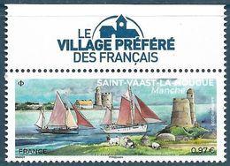 Saint-Vaast-La-Hougue - Le Village Préféré Des Fiançais BDF (2020) Neuf** - France