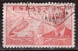 PIA - SPA - 1939 - Posta Aerea - Juan De La Cierva  E Il Suo Autogiro - (Yv PA 196) - Poste Aérienne