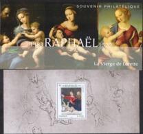 FRANCE - 400e Anniversaire De La Mort De Raphaël Feuillet Souvenir - Bloques Souvenir