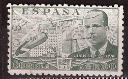 PIA - SPA - 1939 - Posta Aerea - Juan De La Cierva  E Il Suo Autogiro - (Yv PA 200) - Poste Aérienne