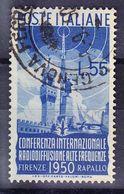 ITALIE YT  562  OBL (CANCEL.). (7C210) - 1946-.. République